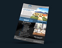 House For Sale Flyer Templates