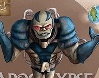 Apocalypse X-men FanArt