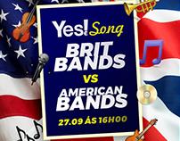 Brit Bands Yes! Macapá