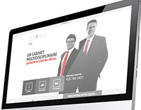 Blanc Légal Website