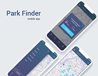 Park Finder | parking application
