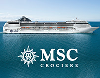 MSC Crociere // Format on-off line