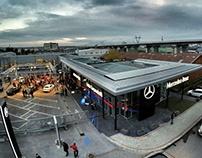 Mercedes-Benz Showroom   'Auto Kaqandolli'   by ArdiCC