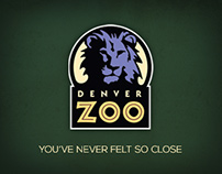 Denver Zoo Ad Campaign