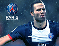Yohan CABAYE - Paris Saint-Germain