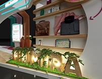 HUMIRA Booth ( Dubai )