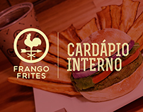 Frango Frites - Internal Menu