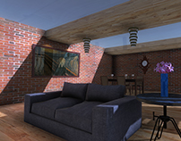 Apartment Section: Interactive Unity3D Demo