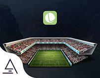 Fantasy sports application