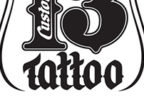 Logo 13 Custom Tattoo