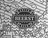 Beerst Green Beer