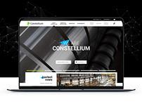 Constellium redesign website