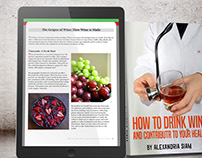eBook Layout and Cover Design