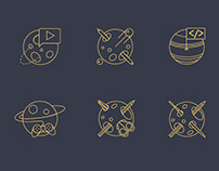 Cosmo icons Moonroon