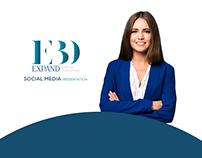 Expand Business Development - Social Media