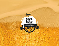 Beerbike Budapest Redesign