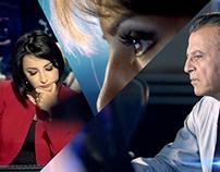 Aljazeera news presenters campaign