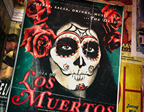 Dia De Los Muertos (Day of the Dead 2017)