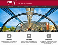 gate14 Website