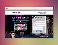 Kevin Viner - Landing Page Header