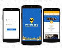 Bike Repair Services Booking Mobile App Design & Dev