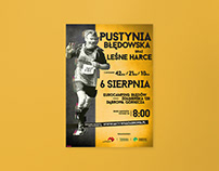 Series of posters for running events #01