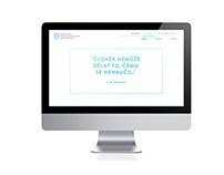 Webové stránky střední školy