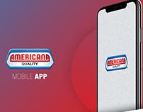 Americana Mobile App
