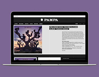 Pampa Records – Website