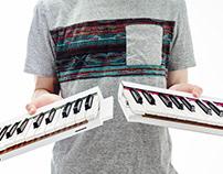 Modular Travel Keyboard