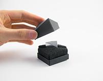 Grey Jewelry Packaging
