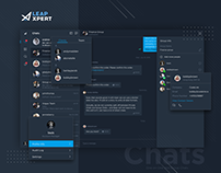 LeapXpert - Web Chat