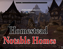 ESO: Homestead - Notable Homes