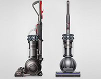 Dyson Cinetic Technology