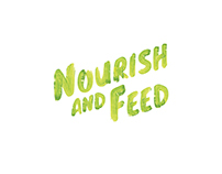 NOURISH AND FEED | IDENTITY & BRAND COLLATERAL DESIGN