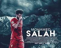 MOHAMED SALAH WALLPAPER 2017.18