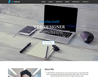 Professional Personal Website