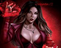 Scarlet Witch: Endgamer