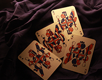 Taash - Playing Cards Design
