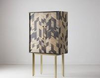Dorothy Dry Bar Cabinet Design
