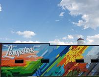 Longview Mural
