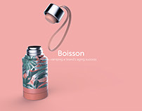 Boisson / Revamping a brand's aging success