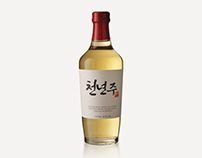 Sehwang Jujo - Korean Sake Bottle
