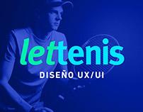 Lettenis UX/UI