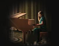 Sad Pianist
