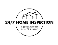 24/7 Home Inspection Logo