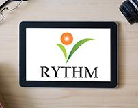 RYTHM Logo Design