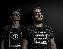 DJ INSANIAM Photoshoot 1