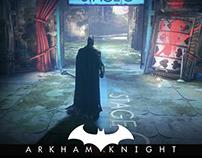 Batman Arkham Knight - Panessa Stage C