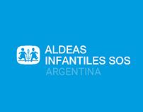 Aldeas Infantiles | Web Redesign